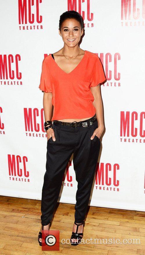 Emmanuelle Chriqui 'The Heart of the Matter' cast...