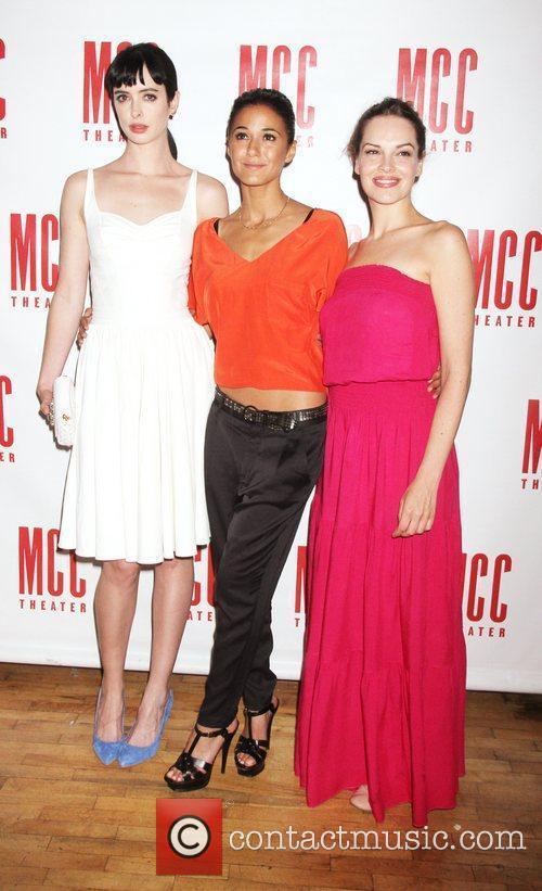 Emmanuelle Chriqui, Krysten Ritter and Tammy Blanchard 8