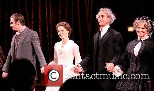 Dan Stevens, Jessica Chastain, David Strathairn and Judith Ivey