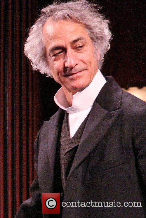 david strathairn on stage during the broadway 4157902