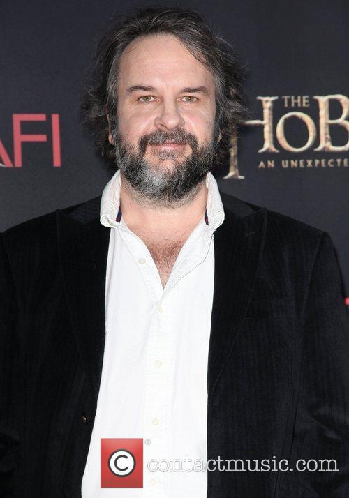 Peter Jackson, The Hobbit Screening
