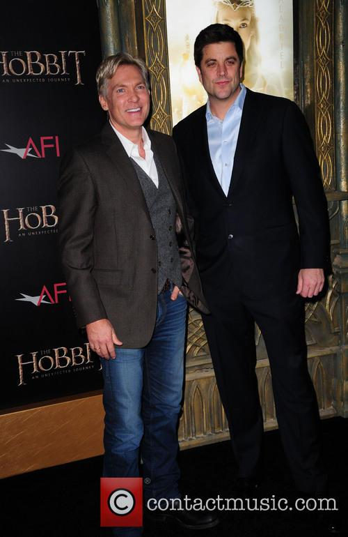The Premiere, The Hobbit, Unexpected Journey and Ziegfeld Theater 8
