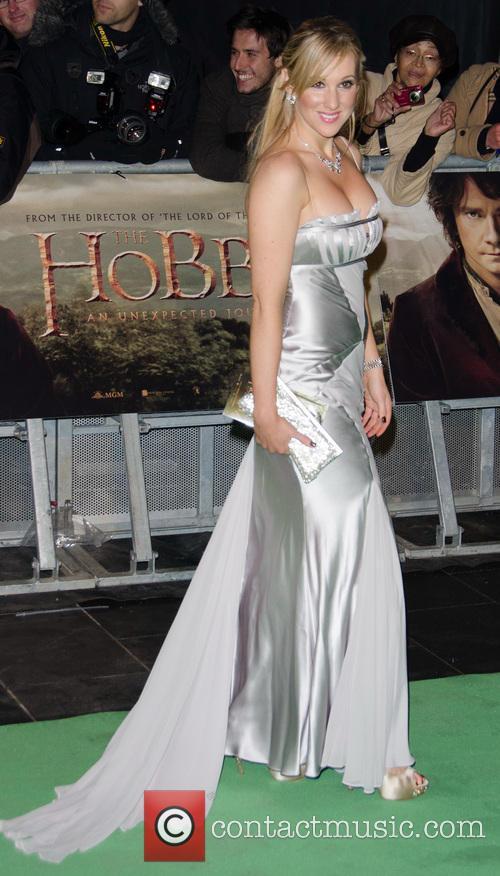Rebecca Fernando The Hobbit: An Unexpected Journey -...