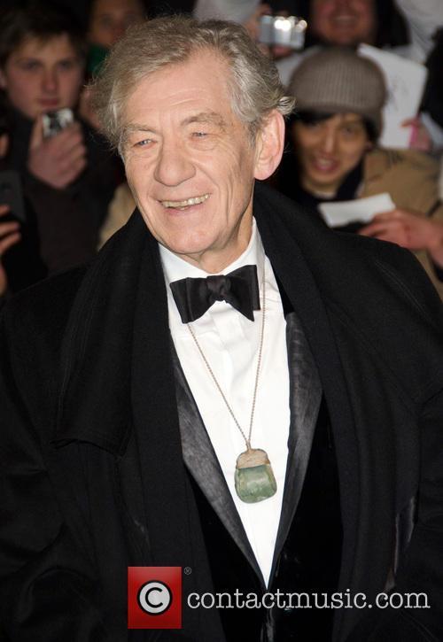 Sir Ian McKellen The Hobbit: An Unexpected Journey...