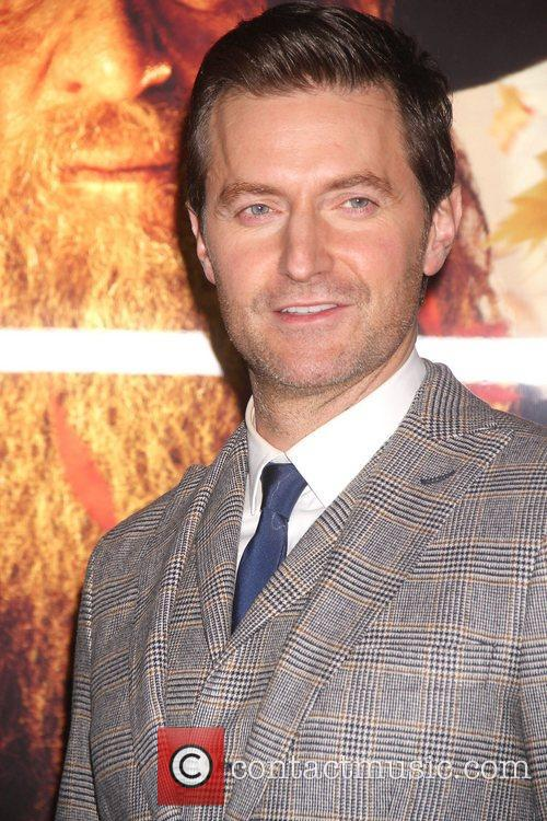 Richard Armitage,  at premiere of 'The Hobbit:...