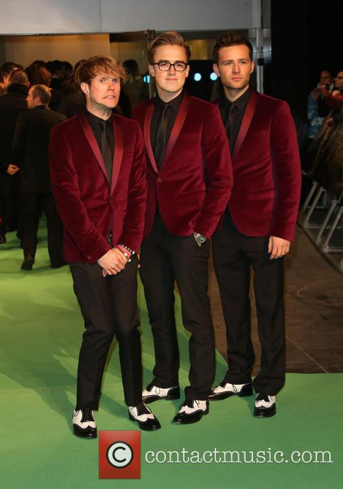 Dougie Poynter, Tom Fletcher and Harry Judd 2