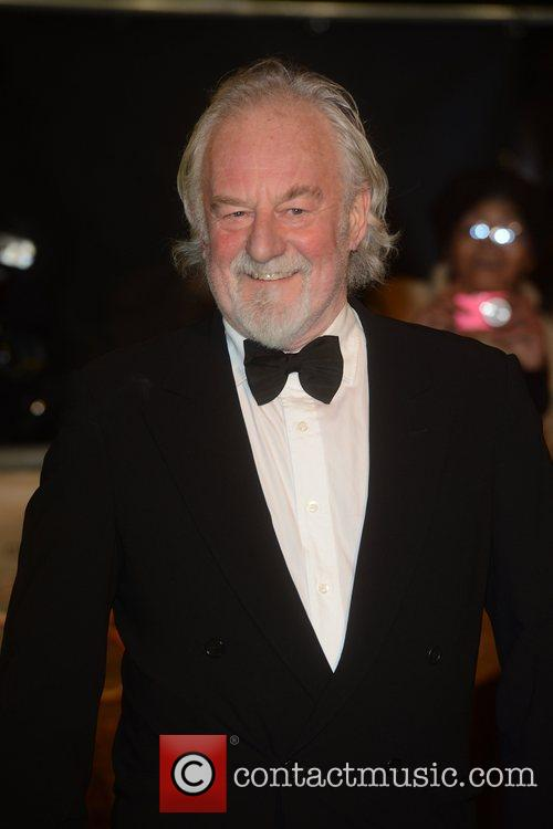 Bernard Hill, The Hobbit, An, Odeon, Leicester Square, London, England