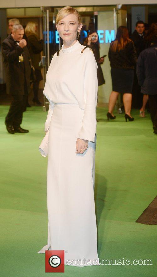 Cate Blanchett, An, The Hobbit, Odeon, Leicester Square, London and England 7