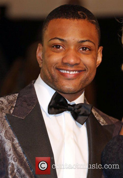 JB Gill of JLS The Hobbit: An Unexpected...