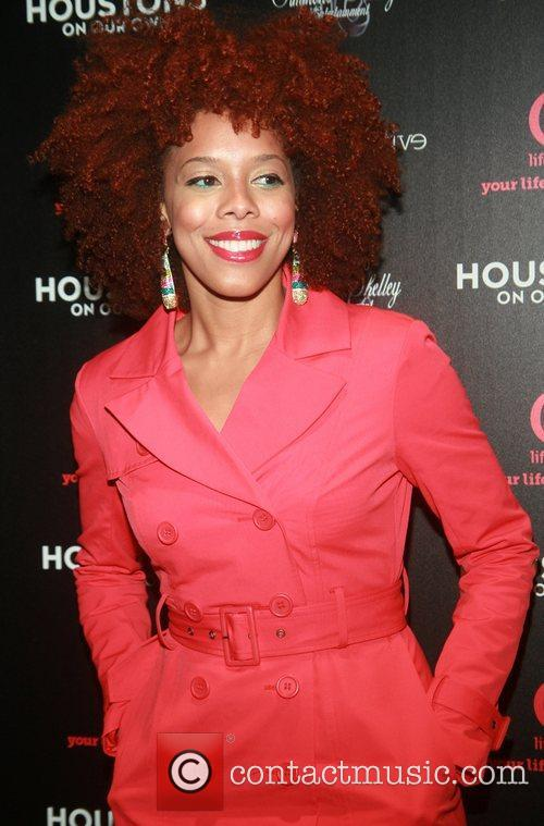 Brianna Colette Lifetime's new reality series 'The Houstons:...