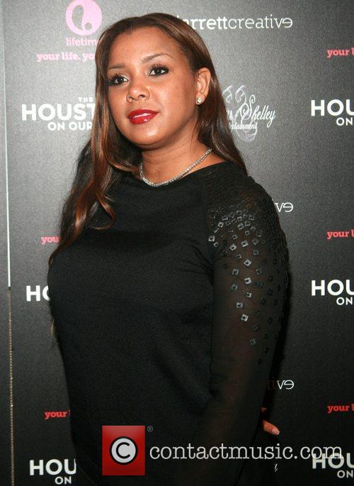 Imani Showalter Lifetime's new reality series 'The Houstons:...