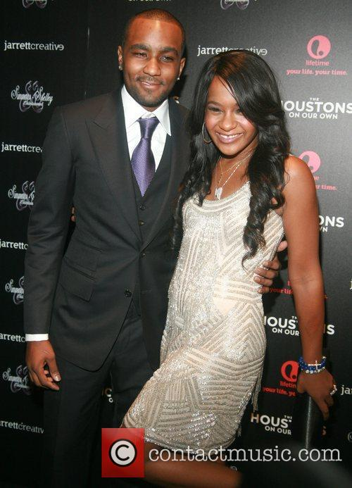 Nick Gordon and Bobbi Kristina Brown 4