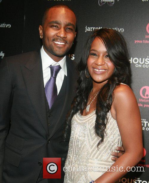 Nick Gordon and Bobbi Kristina Brown 1