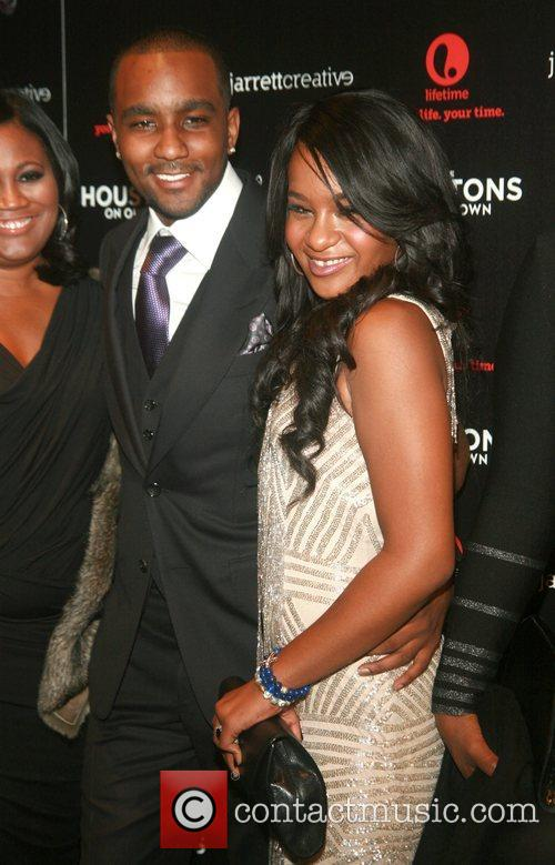 Nick Gordon and Bobbi Kristina Brown 2