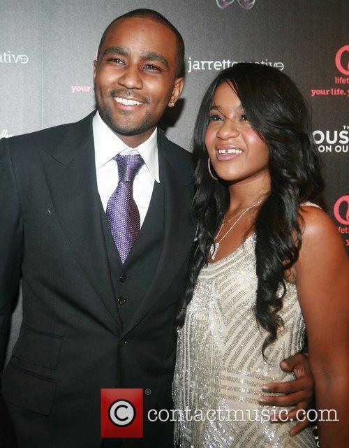 Nick Gordon and Bobbi Kristina Brown 5