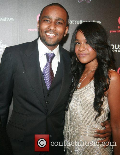Nick Gordon and Bobbi Kristina Brown 6