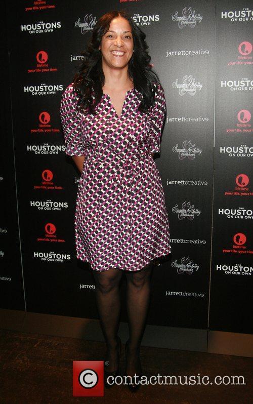 Steph Lova Lifetime's new reality series 'The Houstons:...