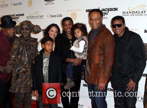 Tito Jackson and Kenneth Babyface Edmonds 2