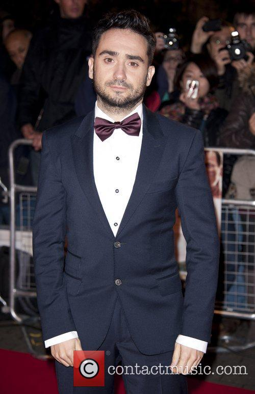 J A Bayona at The Impossible Premiere