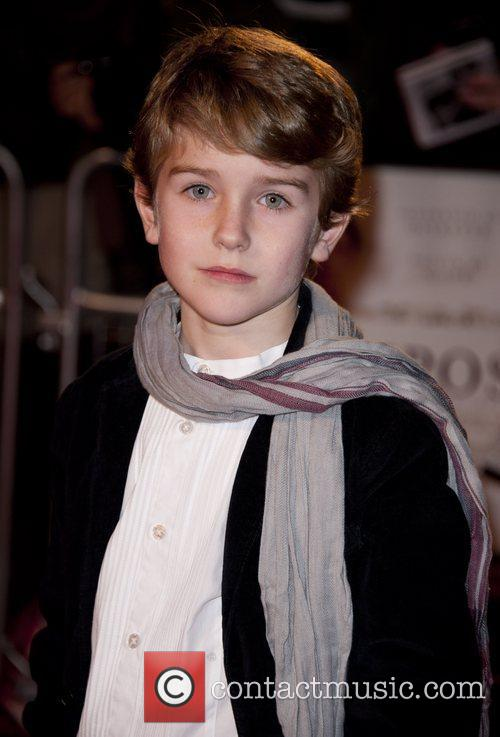 Samuel Joslin The Impossible UK premiere held at...