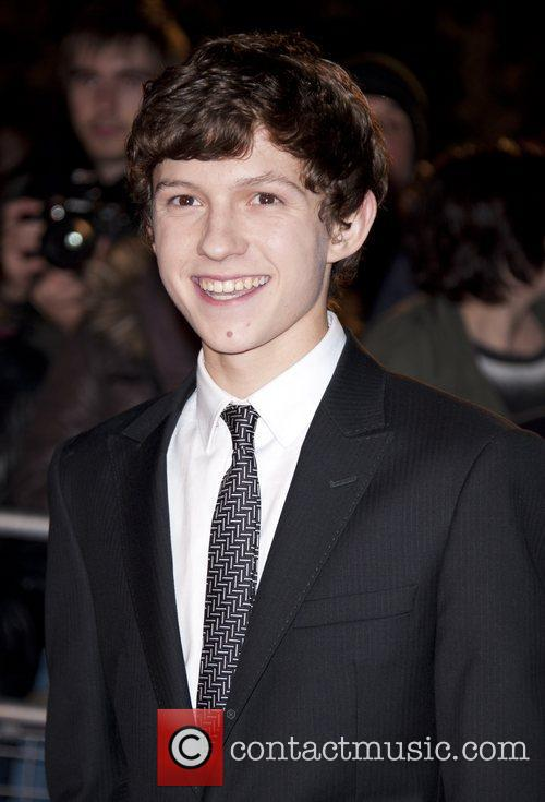 Tom Holland  The Impossible UK premiere held...