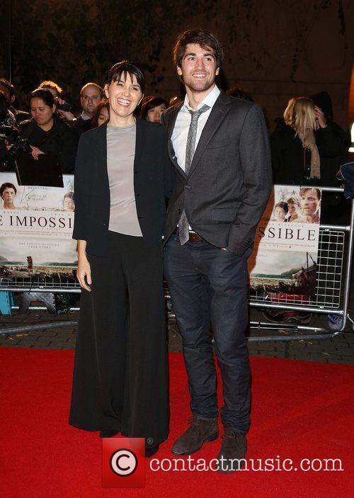 Maria Belon and Lucas Belon The Impossible UK...