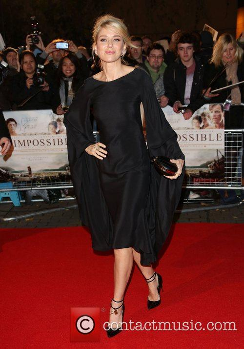 Naomi Watts The Impossible UK Premiere