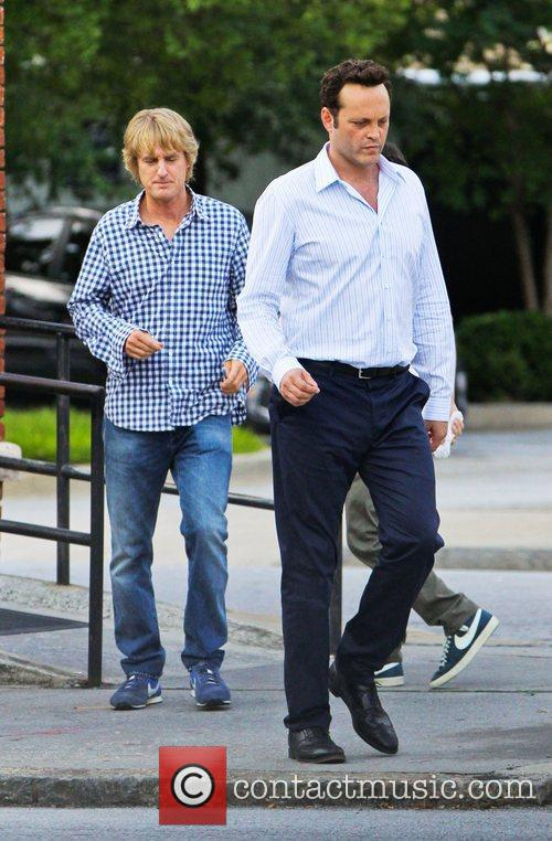 Owen Wilson and Vince Vaughn 2