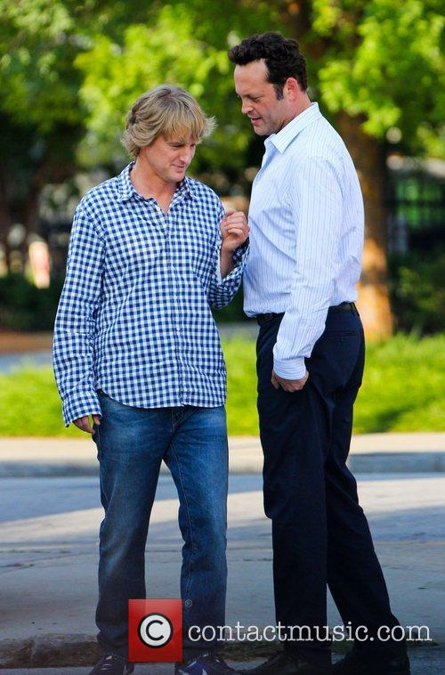 Owen Wilson and Vince Vaughn 6