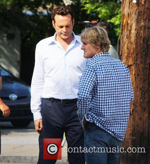 Owen Wilson and Vince Vaughn 7