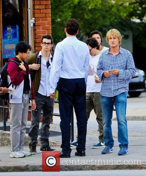 Owen Wilson and Vince Vaughn 10