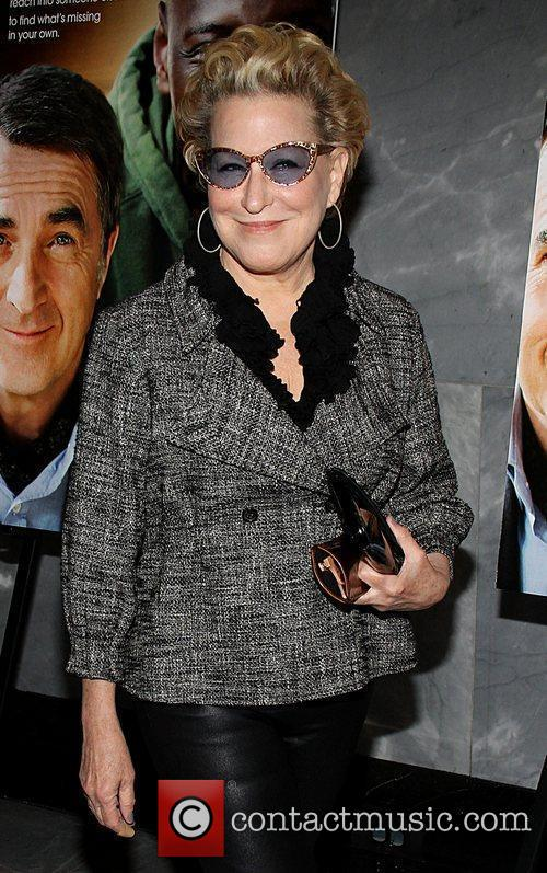 Bette Midler attends a screening of 'The Intouchables'...