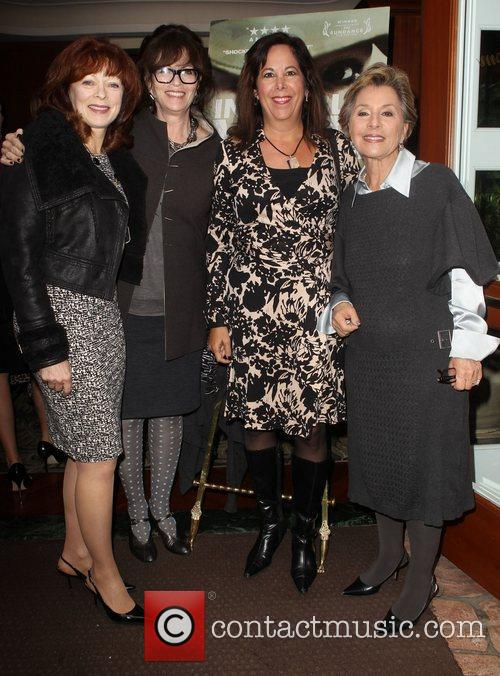 Frances Fisher, Hillary Bibicoff, U and S. Senator Barbara Boxer 5