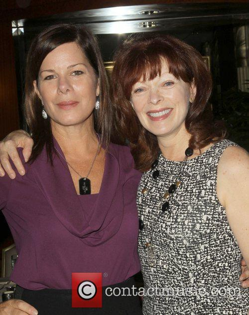 Marcia Gay Harden and Frances Fisher 6