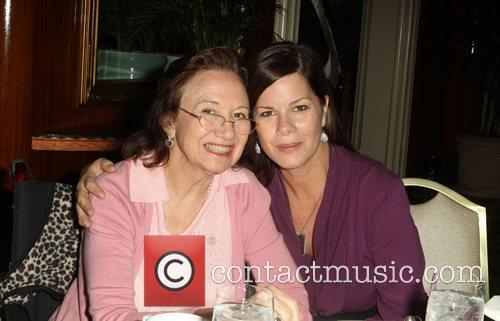 Marcia Gay Harden and Mother 3