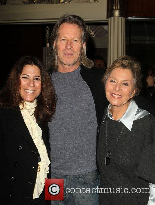 Nicole Boxer, Stephen Nemeth, U and S. Senator Barbara Boxer