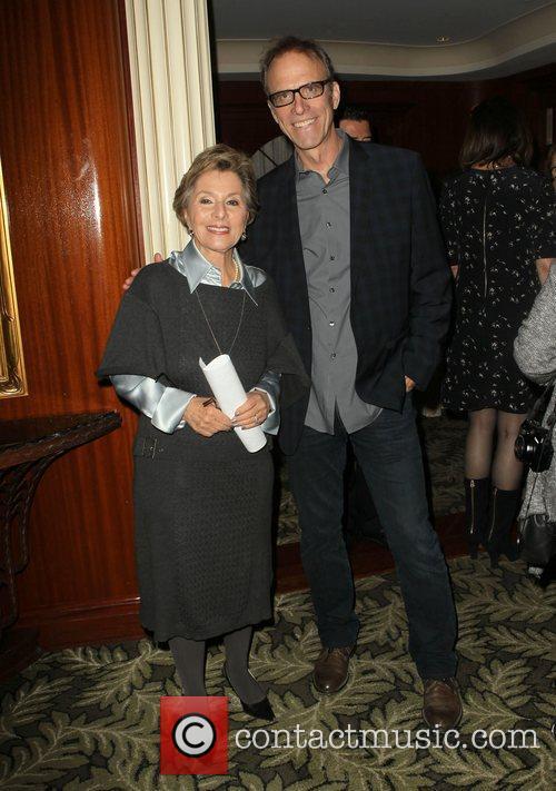 U, S. Senator Barbara Boxer and Kirby Dick 7
