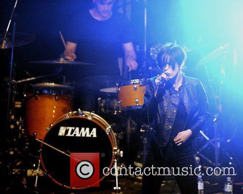 Hayley Mary  The Jezabels performs at the...