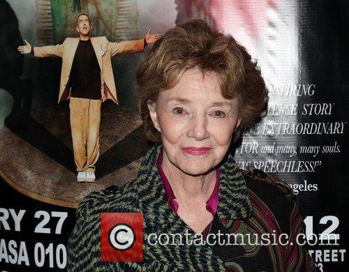 Peggy McCay Opening night of 'The King of...