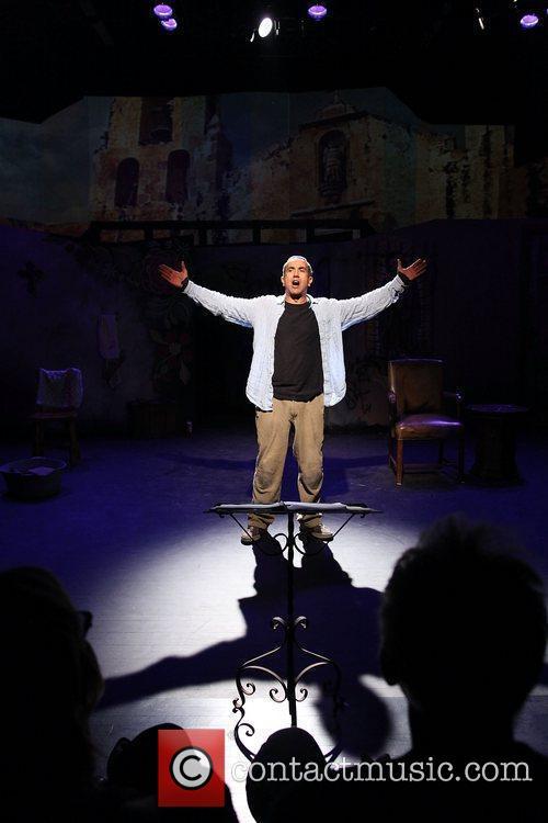 Rene Rivera Opening night of 'The King of...