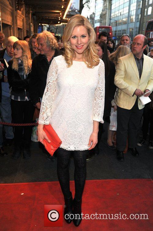 'The King's Speech' press night held at the...