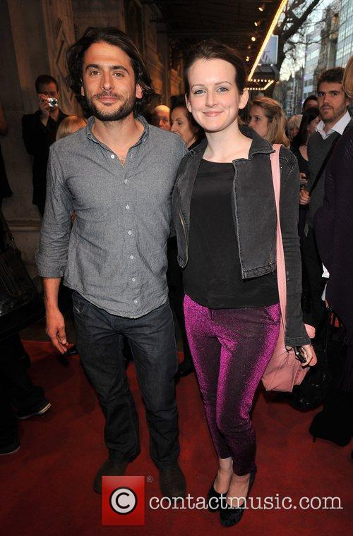 Sophie McShera and Marc Elliot 'The King's Speech'...