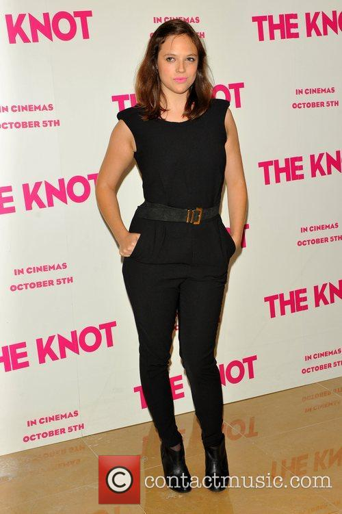 Guest The Gala Screening of 'The Knot' held...