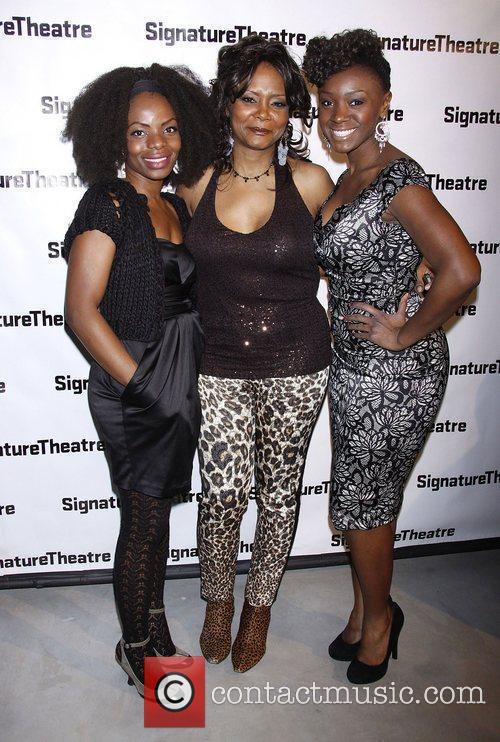 Marsha Stephanie Blake, Tonya Pinkins and Saycon Sengbloh...