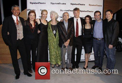 Laila Robbins, Edward Albee, Jane Alexander and Thomas Jay Ryan 1