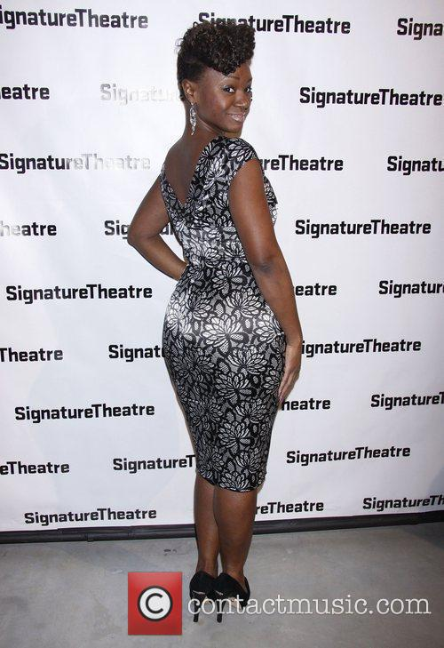 Saycon Sengbloh Opening night after party for 'The...