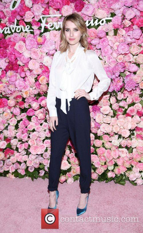 emma roberts the launch of salvatore ferragamos 3789997