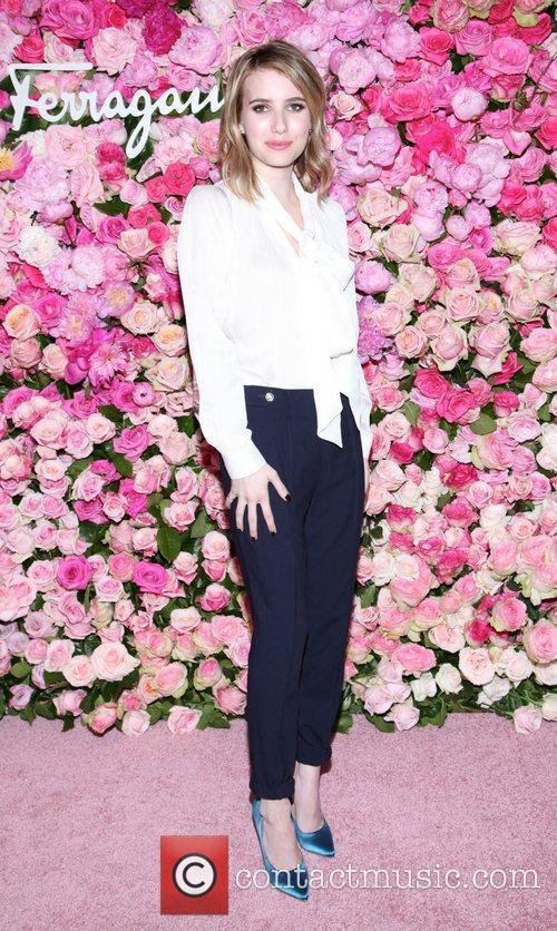 emma roberts the launch of salvatore ferragamos 3790004