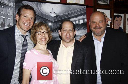 Steve Guttenberg, Jackie Hoffman and Kevin Chamberlin 3