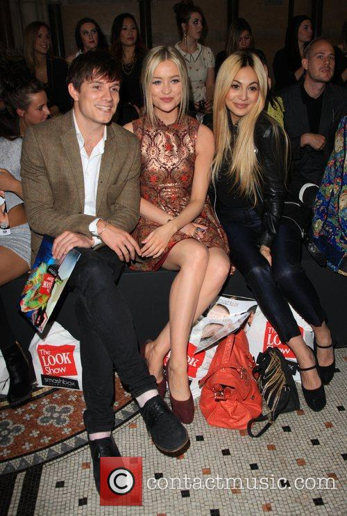 Will Best, Laura Whitmore and Zara Martin 7